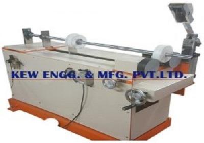 Automatic Core Cutter Machine